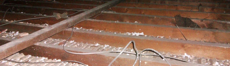 Loft Post Polystyrene Extraction
