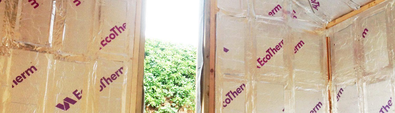 Timber Frame Construction - Enviro-Therm Insulation Essex