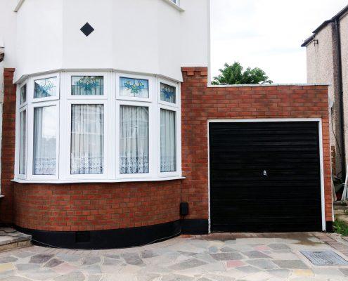 House Front Pre-brick Slip
