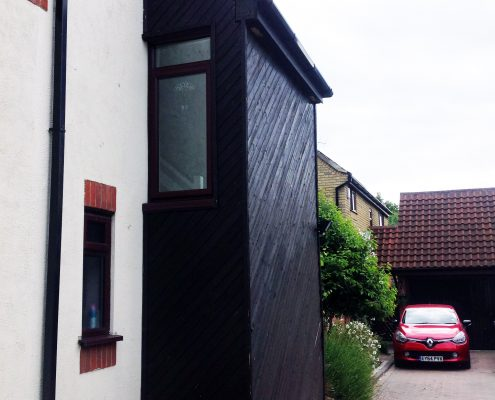 Stairwell Pre-brick Slips